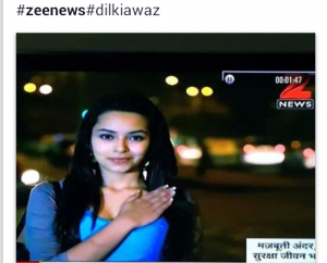 Anubha- TVC - Dil ki Awaaz and Amity University